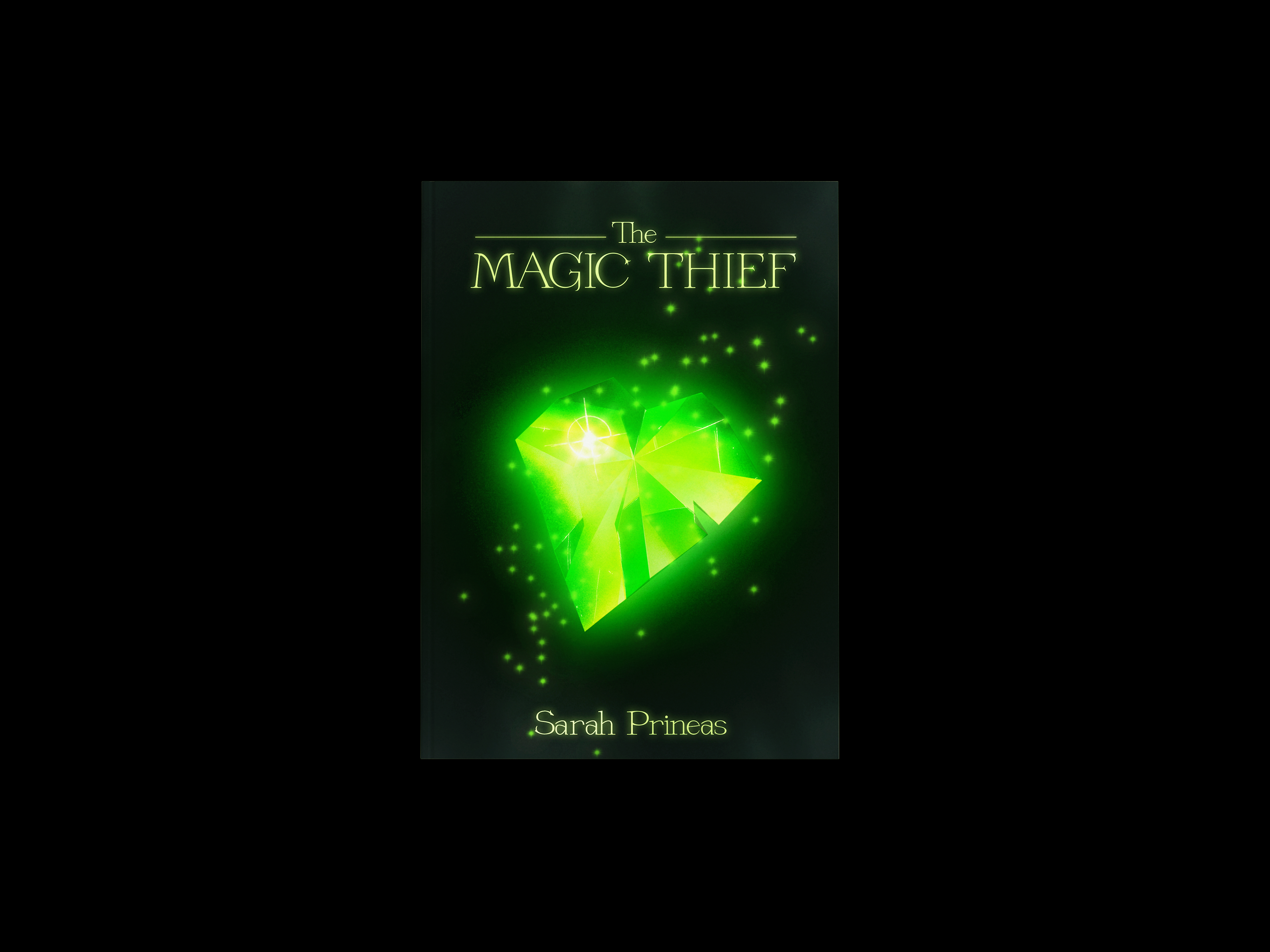 The Magic Thief Book Cover