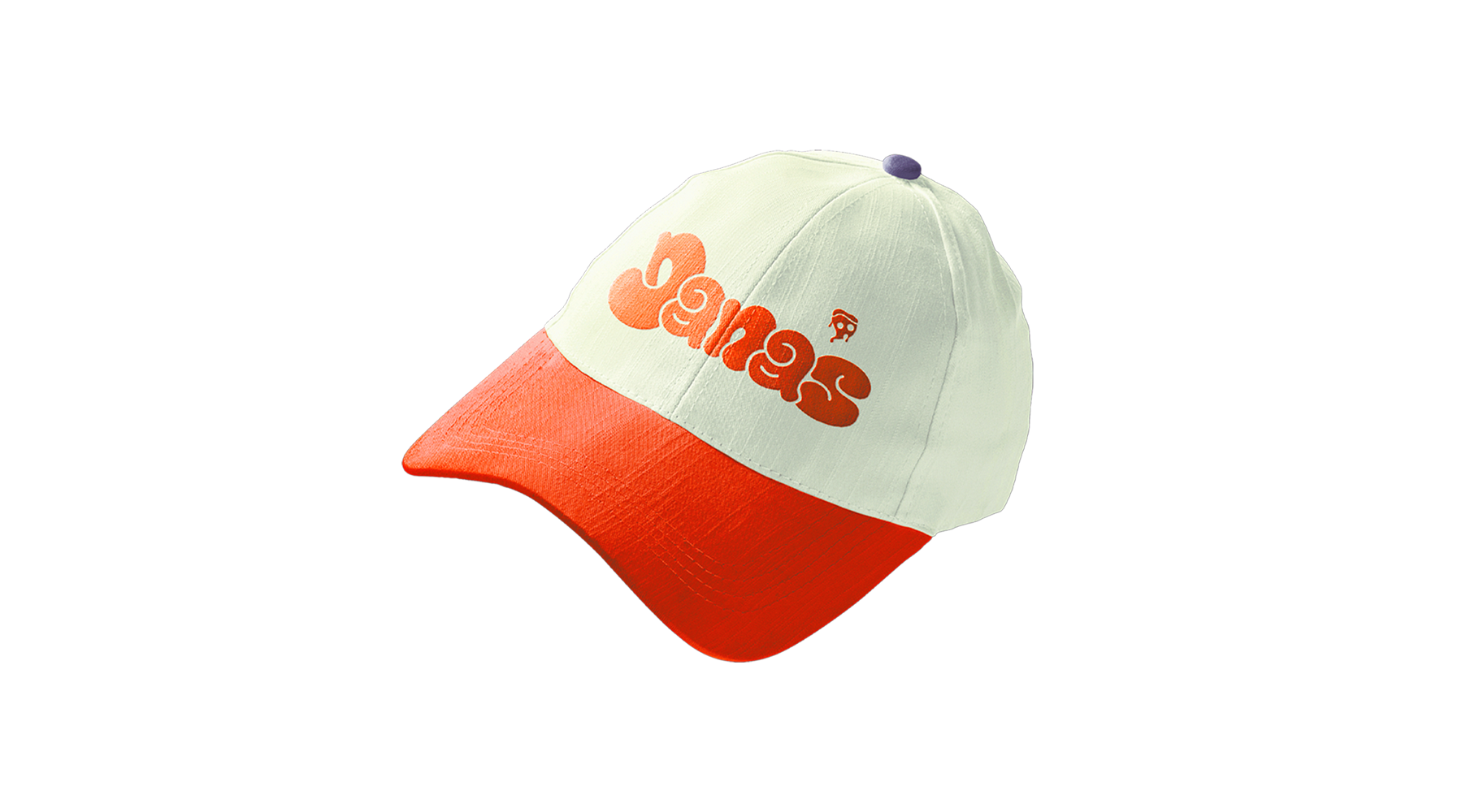 a hat with the Dana's logo